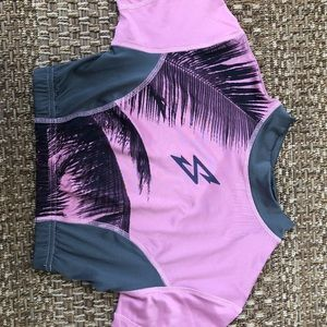 Squalo swimming shirt 💗